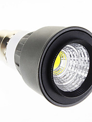 Spot Lampen B22 5 W 250-300 LM 6000-7000 K 1 COB Kühles Weiß V