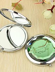 Персональный подарок Вайн Pattern Chrome компактное зеркало