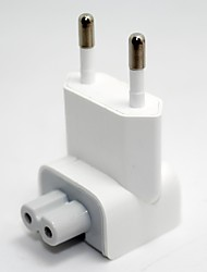 Slim EU AC Plug for Macbook Air Pro (White)