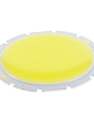 20W COB 2000LM 6500K Cool White Light LED Chip (32-36V)