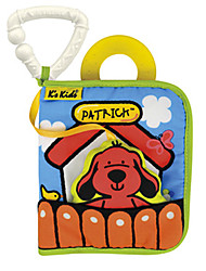 Baby's First Book  Patrick Educational Toy