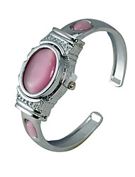 WELES Women's Cat'S Eye Stone Watch