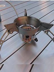 Extérieur en alliage de cuivre et acier inoxydable de Split Type de four à gaz utilisation pour la cuisson