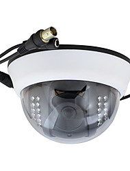 700TVL 1/4 CMOS IR-CUT(Day and night switching function) CCTV IR Dome camera HD YS-660CC