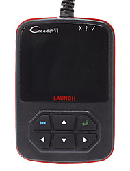 Launch Creader VI creader 6 OBD2 Code reader Color screen CReader VI