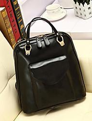 POLO Vintage Trendy Cute Backpack(Black)