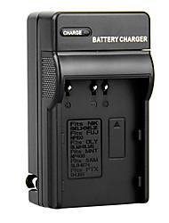 DSTE DC11 Ladegerät für Nikon EN-EL3 EN-EL3e Akku