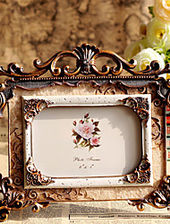 "7""H Retro Style Gorgeous Table Top Picture Frame"