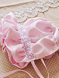 Girl's Satin Crochet Splicing Hat