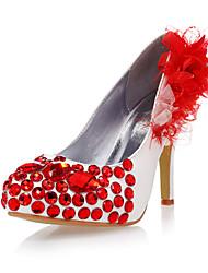 Zapatos de boda - Tacones - Tacones - Boda - Marfil - Mujer