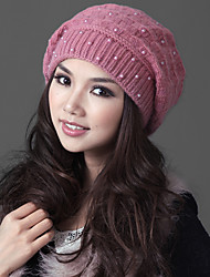 Xiaerbeiluo Pearl Knitted Hat