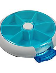 Modern Minimalist Round Solid Medicine Storage Box
