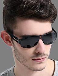 THISESON Мужчины Прохладный И Классические солнцезащитные очки (с голубой покрытие внутри)