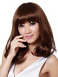 Le nuove donne di modo di Synthetic Piano piena riccia parrucca sintetica