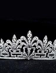 Excelente Áustria strass tiara de casamento nupcial