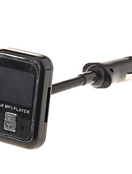 SG-S019 moda Car MP3 Player com Transmissor FM