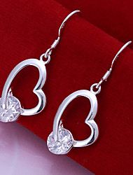 Vilin Women's Heart   Earrings
