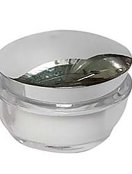5PCS Branco Nail Art Acrílico Pó (Peso Líquido = 10g)