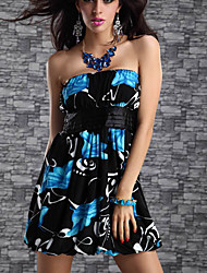 Women's Dresses , Polyester Topro