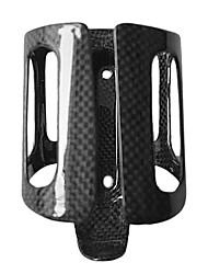 Ultra Light 3K Black Carbon Fiber Bicycle/Bike Bottle Cage Bottle Holder-30G