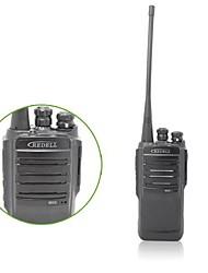 Bueno Walkie Talkies R-810S o profesionales de walkie talkie portátil tc-500 de mano de 2 vías de radio-aficionado