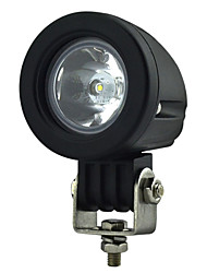 10W Round Super Duty Hohe Powered LED-Spot-Licht