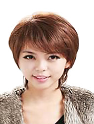Synthetic Capless Short Side Bang Stylish Wig