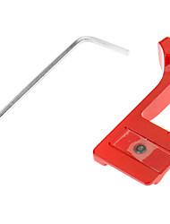 Grip Red Pollice in su per Panasonic Lumix GH3/GX1/GF2/G10/LF199B Fujifilm X100/X10/X-pro Olumpus OM-D/EM-5/PEN/E-P3/E-P2