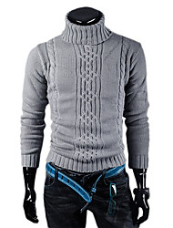Men's Fashion Slim Fit Turtle Neck Sweater