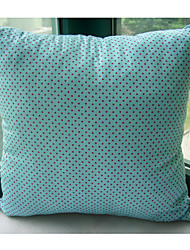 schéma classique de pois moderne oreiller décoratif avec insert