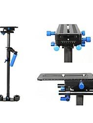 1.2M Professionelle Hand Carbon Fiber Stabilizer für professionelle Camcorder DV Video Stabilizer für DSLR