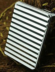 Персонализированные трабекула Pattern Серебряный Гравировка USB Электронная Зажигалка