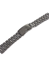 Men's Women's Watch Bands Stainless Steel #(0.067) Watch Accessories