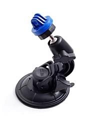Universel bleu super puissant voiture ventouse pour GoPro Hero 3/2/1