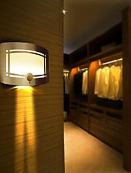 Luz LED de pared, 8 Light, aluminio moderna ABS banco de estirar