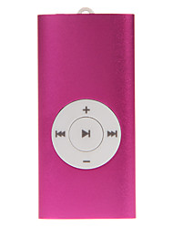 portátil super mini clássico mp3 player chave redonda (co-11)