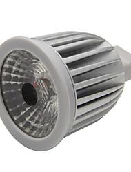 MR16 GU5.3 COB 9W 650LM CRI> 83 Natur 5000K White Light LED-Spot-Lampe (AC / DC 12V)
