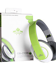 ECHOTECH CS-C105 On-Ear Hi-Fi Stereo Foldable Headset for Cellphone/PC