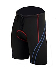 Jaggad Blue and Red Insert Gel Padded Spring Summer Unisex Cycling Shorts