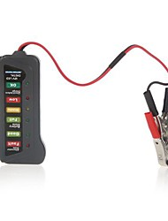 Tirol 12V цифровой аккумулятор Alternator Tester with 6LED Lights Display