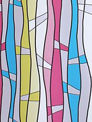 Fantaisie Courbe colorée Euro Window Film
