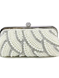 Metal/Beaded Wedding/Special Occasion Clutches/Evening Handbags with Rhinestones