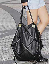 Coco Casual Fashion Handbag(Black)