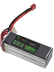 LION 22.2V 1300mAh 30C Li-Po Batterie Pour RC (T Plug)