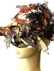 Outdoor Field Hunting / Shooting Ghillie Cap