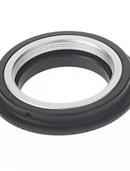 FOTGA M39-M4 / 3 Digital adaptador de lente da câmera
