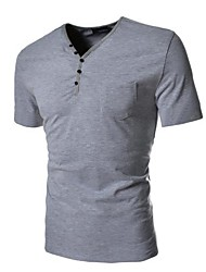 T-shirt Magro Bolso Masculina