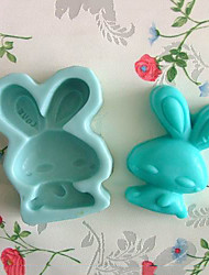 1 Eco-Friendly For Cookie / For Cake Silicone Baking Mold