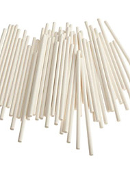 100 Eco-Friendly For Cake / For Cupcake Wood Decorating Tool