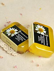 Таиланд Д-нарн ручной Ромашка Эфирное масло мыло Увлажняющий 90г